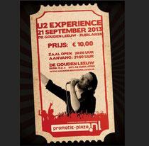 U2-Experience in den Niederlanden