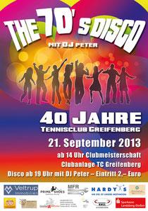 40 Jahre TC Greifenberg