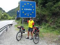 Willkommen in Spanien
