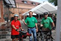 Verabschiedung Eberhard Spieth und Peter Hanel