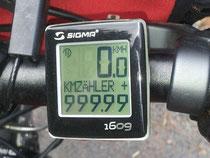 Die ersten 1.000 Kilometer sind geschafft
