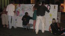 Art fusion Notte Bianca