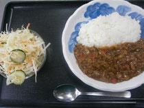 写真はオリジナルキーマカレー¥850