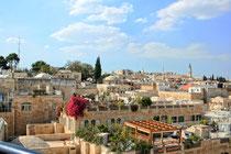 visite de Jerusalem