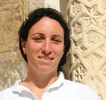 Guide touristique en Israel