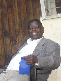 Pfarrer Mwara