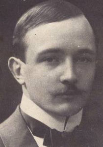 Robert Musil (1880-1942) / Quelle: Wikimedia Commons