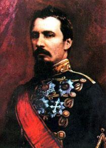 Gemälde von Carol Szathmari (1812-1887) / Quelle: Wikimedia Commons