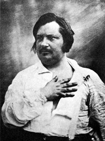 Honore de Balzac (1799-1850) / Quelle: Wikimedia Commons