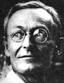 Hermann Hesse (1877-1962) / Quelle: Wikimedia Commons