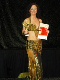 Laetizia (Caroline Lemm) - Deutscher Meister 2010