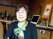 神代睦子さん