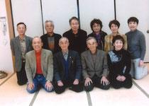 糸島地区日本唱歌保存愛唱会の皆さん