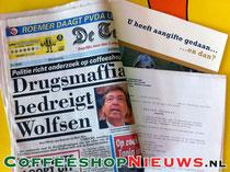 dernier actualitees sur les coffeeshops