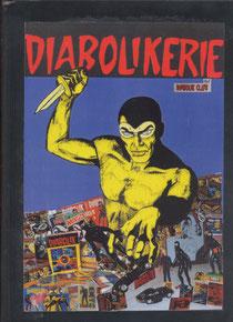 La copertina del libro Diabolikerie