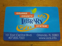 Library Card (図書カード)