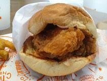 Popeyes 『Chicken Sandwich』