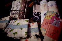 京都くろちく タオル、ハンカチなど