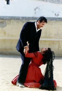 Carmen, film de Francesco Rosi avec Julia Migènes-Johnson, Placido Domingo (1984)