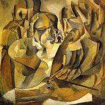 Portrait de joueurs d'échec (1911) Marcel Duchamp