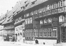Häuser in der Osterstrasse