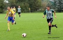 Lars Dosdall traf doppelt und sicherte der HSG damit den Punktgewinn (Foto: Dirk Lehmann)