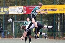 Mathis Much markierte in seinem letzten Spiel für die HSG den wichtigen Derby-Siegtreffer! (Foto: R. Krumbholz)