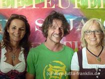Jutta Franklin, Hannes Lipf, Gabi Hoffmann