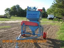 aplastadora de granos capacidad de trabajo 15 t/h
