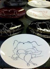 7 new plates