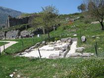 Tempel Aphrodite