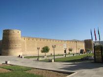 Stadtfestung Arg-e Karim Khan