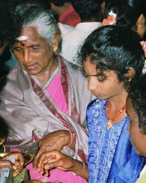 (Au Tamil Nadu, Inde du Sud)