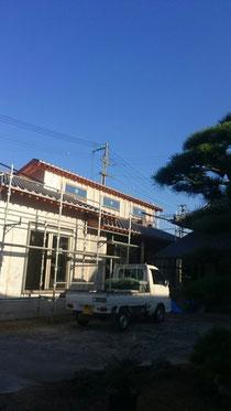 三豊市新築屋根工事