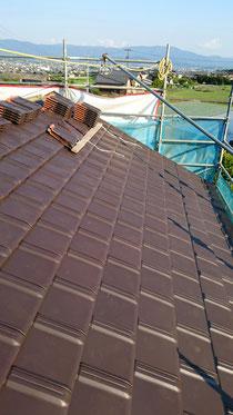 三豊市 新築屋根工事