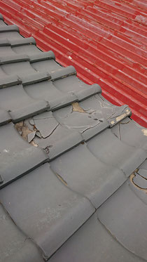 三豊市屋根修理工事