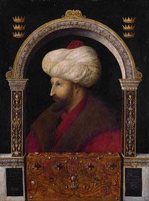 Sultan Mehmed II.