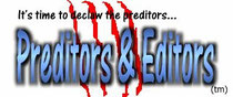 Preditors and Editors banner