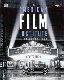 Cártel oficial American Film Institute.
