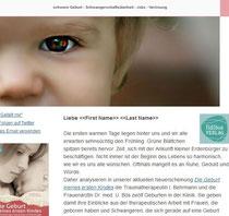 fidibus Verlag Newsletter