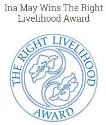 gaskin Right Livelihood Award Alternativer Nobelpreis Birth Matters Die Kraft der Geburt