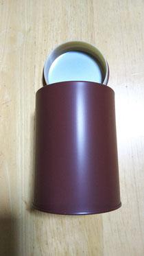 マキノ製缶防湿リング付きブラウン