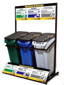 reciclaje separacion de materiales