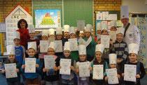 Kochbotschafter besucht Grundschule