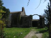 abbaye de cendras