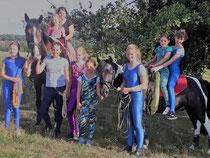 Unsere Ponystute Winni