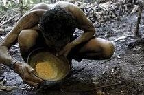 mining in guinea