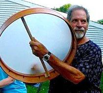 drum kit frame drums