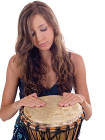 Healing Power of the Drum