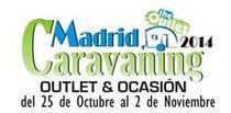 Feria del caravaning Madrid